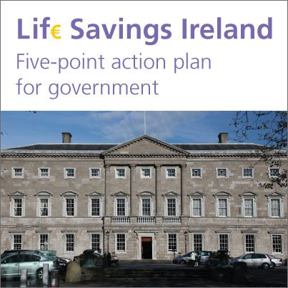 IOSH is urging the Irish government to cut the €3 billion bill for work injury and ill health. Find out more at http://www.iosh.co.uk/lifesavingsireland