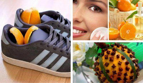 Las 10 maneras de reutilizar la cáscara de naranja