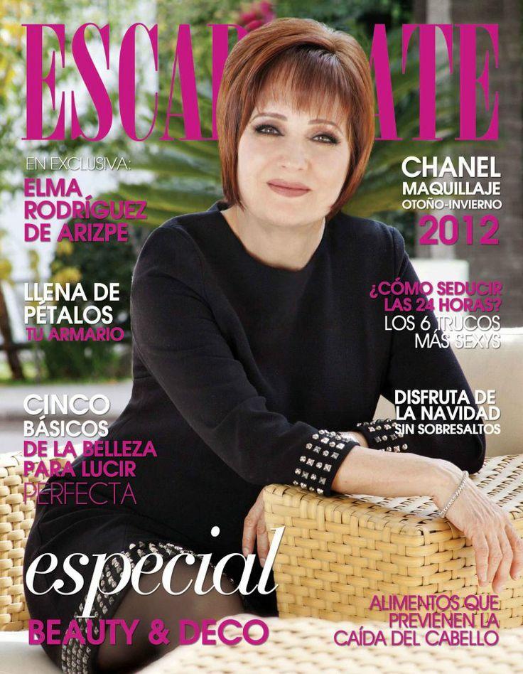Revista Escaparate Saltillo 2012