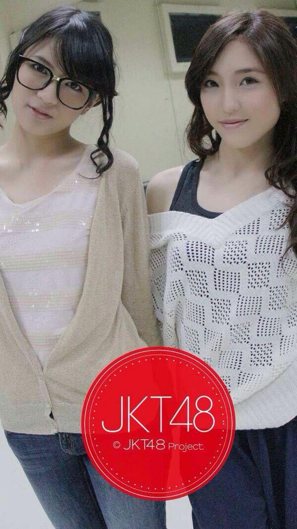 Ratu Vienny Fitrilya, Shinta Naomi #JKT48 #AKB48