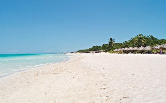 4* tout inclus sur la plage à Cuba