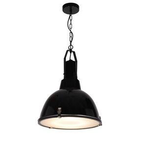 KARWEI Brent hanglamp zwart, alles voor je klus om je huis & tuin te verfraaien vind je bij KARWEI