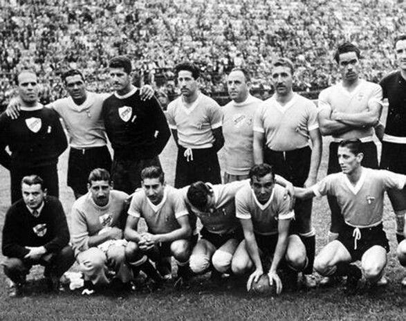 Uruguay Bicampeón