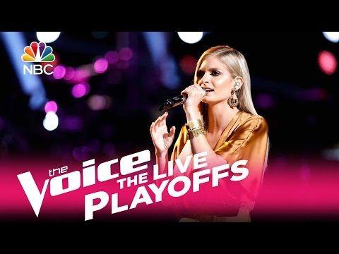 The Voice 2017 Lauren Duski - Live Playoffs: