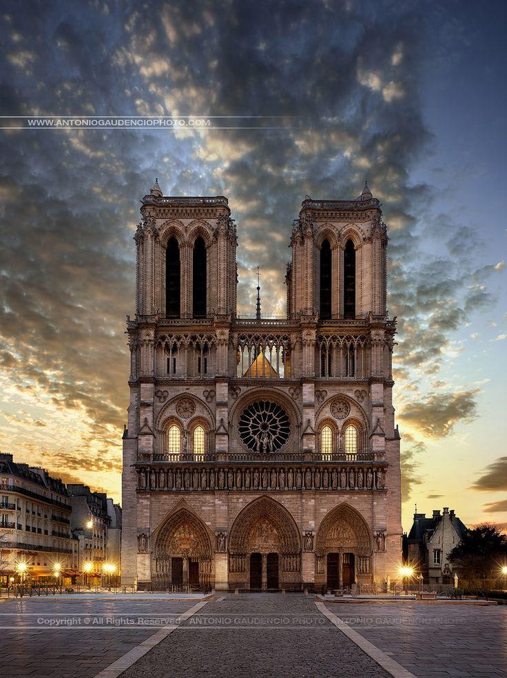 Notre Dame de Paris | par www.antoniogaudenciophoto.com ...