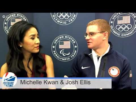 Google+ Hangout with Michelle Kwan (YouTube)