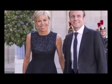 Quién es la misteriosa mujer de Emmanuel Macron Presidente Francia