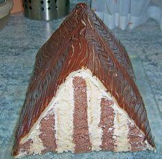 Pyramiden - Kuchen