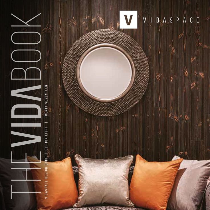 Designer Wall Finishes in Wood, Brick, Metal and Concrete | VIDASPACE » The Vida Book