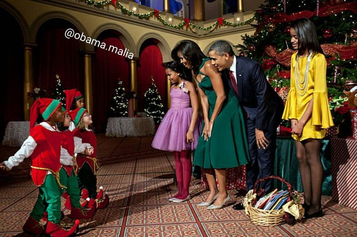 """Malia Ann Obama: """"It is during our darkest moments that we must focus to see the light."""""""