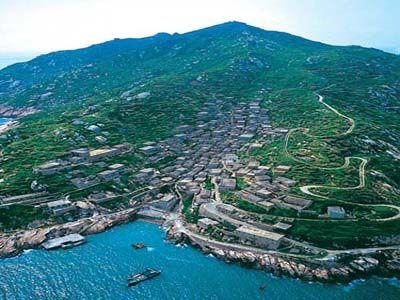 Zhoushan Islands, Zhoushan Archipelago, Largest Islands along ...