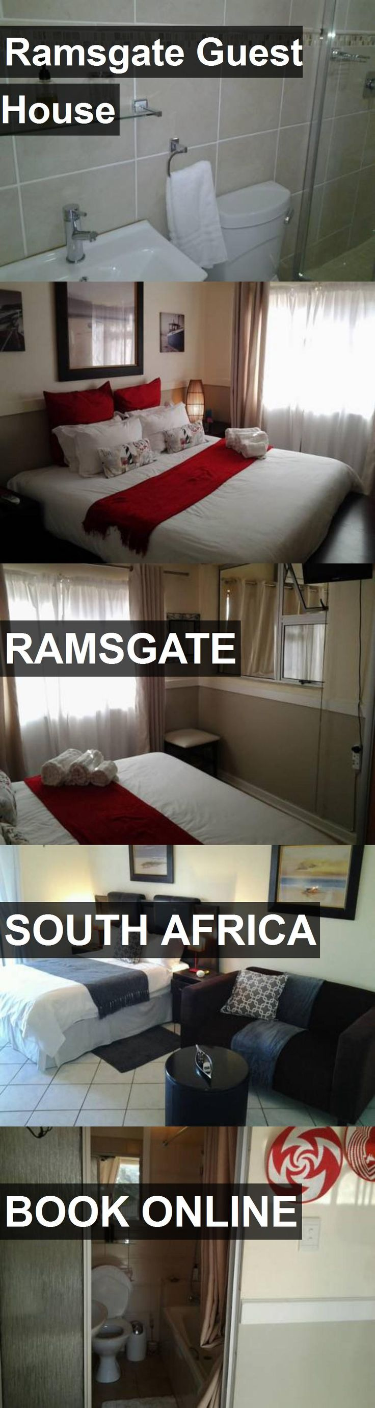 Ramsgate Guest House in Ramsgate, South Africa. For more information, photos, reviews and best prices please follow the link. #SouthAfrica #Ramsgate #travel #vacation #guesthouse