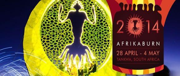 AfricaBurn: let's go!