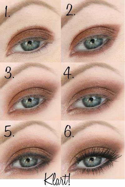 sminkning-blå-ögon-steg-för-steg