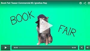 Book Fair Commercials for Students   Scholastic Book Fairs