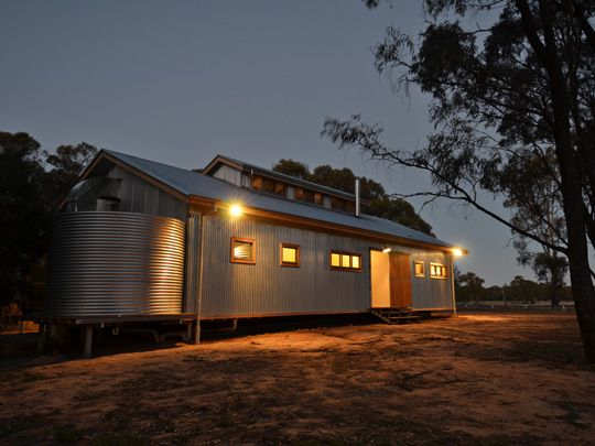 Shearing Shed | Winning Homes