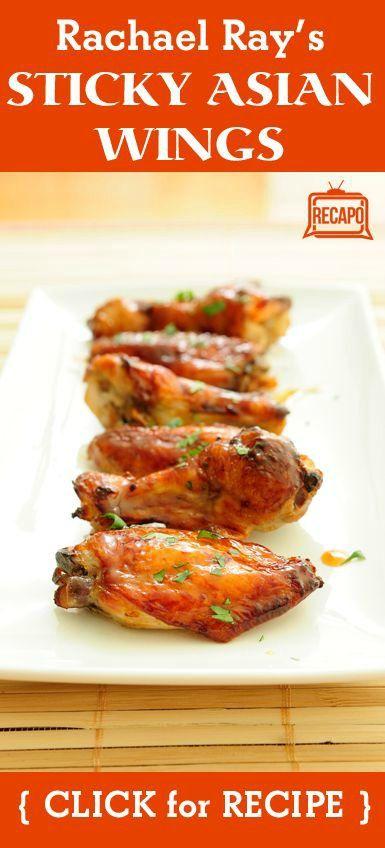 Rachael ray sticky orange chicken recipe