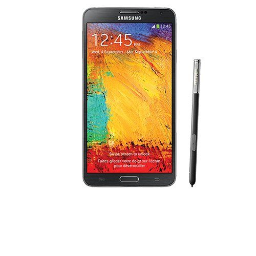 Samsung Galaxy Note 3 N900A 32GB Unlocked GSM Octa-Core Smartphone w/ 13MP Camera - Black - The Samsung Galaxy Note 3 has evolved in its design – both inside and out. Immerse yourself in high-quality video and interactive gaming with the incredibly colorful 5.7″ full HD Super AMOLED display. With 3GB of RAM, up to 32GB memory, and a quad-core processor, with S Pen and Air... - http://ehowsuperstore.com/bestbrandsales/electronics/mobile-phone/samsung-galaxy-note-3-