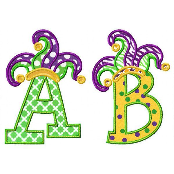 alphabet letter templates for applique