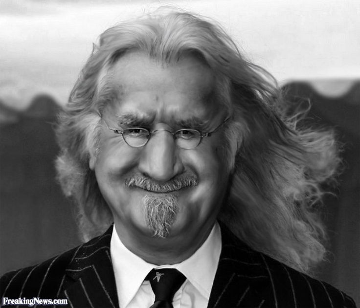 Billy Connolly Caricature