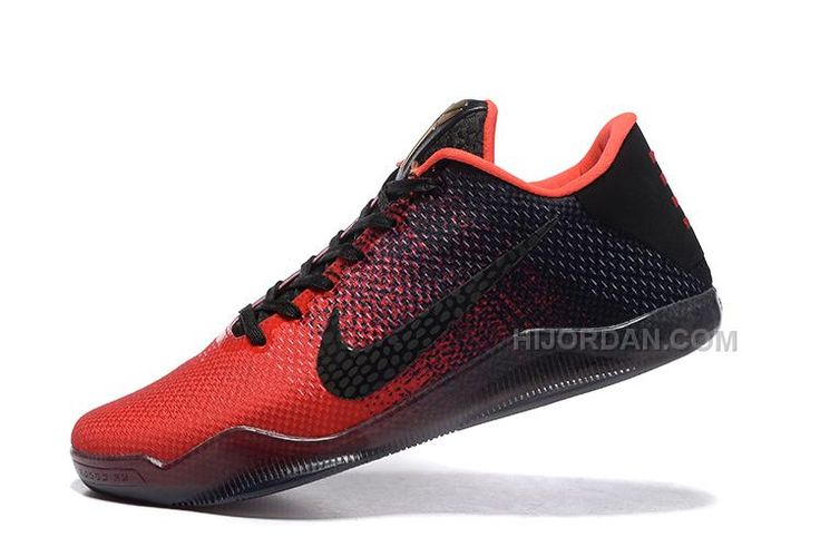 https://www.hijordan.com/nike-kobe-11-achilles-heel-red-black-basketball-shoes.html Only$93.00 #NIKE #KOBE 11 ACHILLES HEEL RED BLACK BASKETBALL #SHOES Free Shipping!