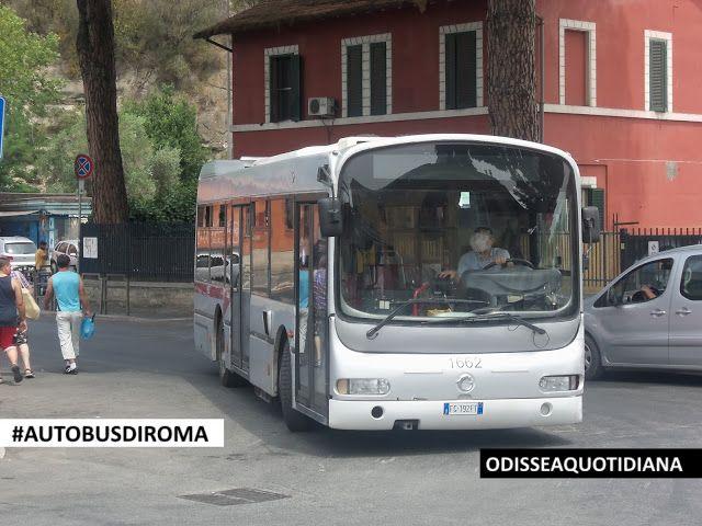 #AutobusDiRoma - La miniserie di Irisbus Europolis