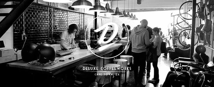 Deluxe Coffee Works - Cape Town www.deluxecoffeeworks.co.za/