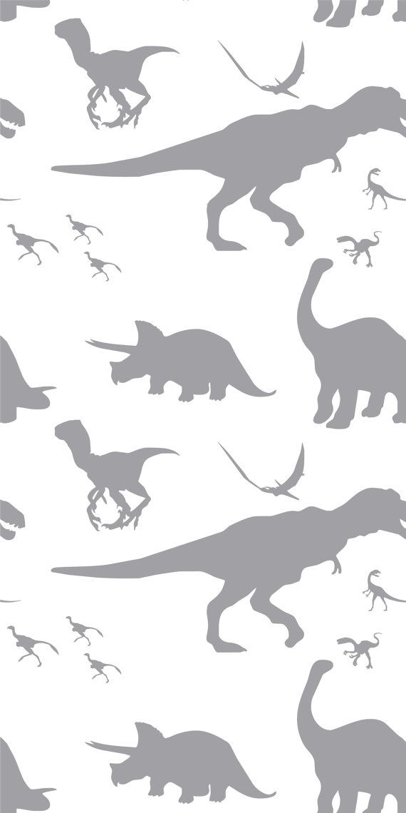 Self-adhesive Removable Wallpaper Dinosaurs Wallpaper Peel