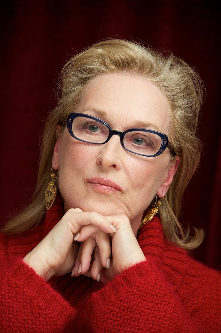 "Print this out and pin it over your mirror! And if anyone ever asks you to change your appearance, a stern ""Meryl told me not to"" will quiet any critic. Who's gonna step to Meryl? She's got a Wikipedia page just for all the awards she's won!"