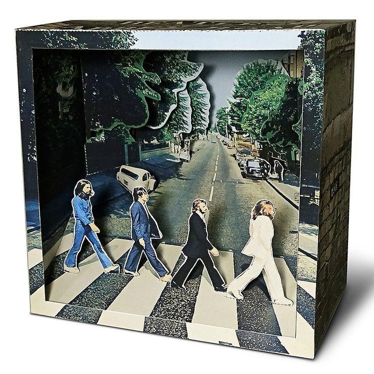 La portada icónica de Abbey Road