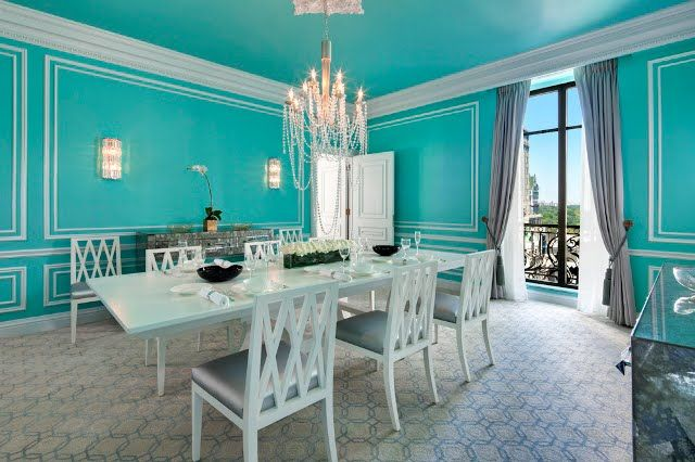 Tiffany suite st regis hotel nyc my dream home pinterest blue