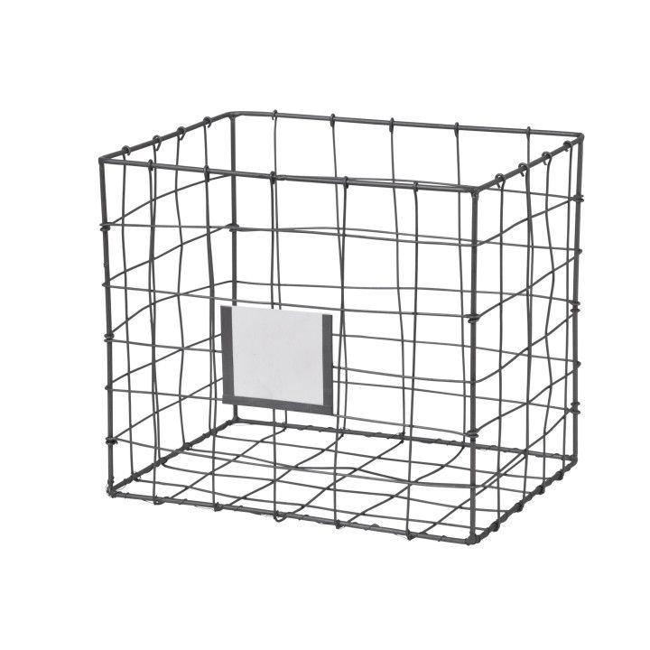 Korg Gles tråd vägg 1/2 --> post?