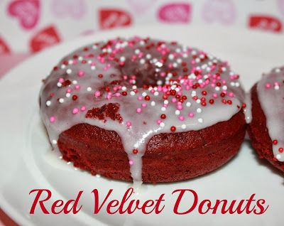 Baked Donuts From Cake Mix