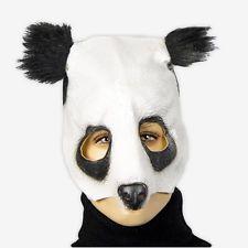 Panda Cro Maske Tiermaske Pandamaske Tier Maske Pandabär Cromaske Rapper Kostüm