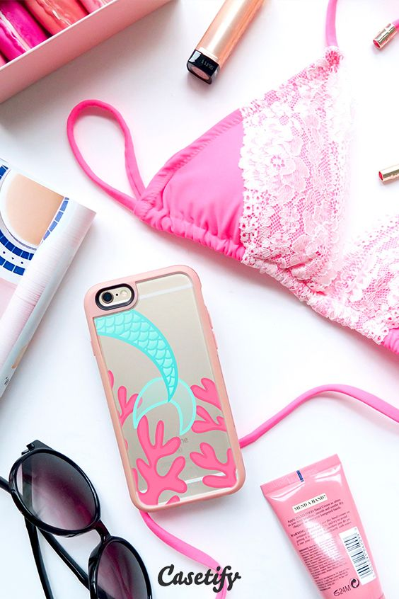 Click through to see more New Standard iPhone 6 case designs by @mermaidens >>> https://www.casetify.com/mermaidens/collection | @casetify
