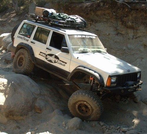 1984-2001 Jeep Cherokee XJ