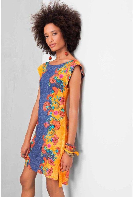 Vestido Curto Dress To Island - BabadoTop-Mobile