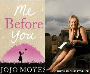 Me before you Jo Jo Moyes amazing!