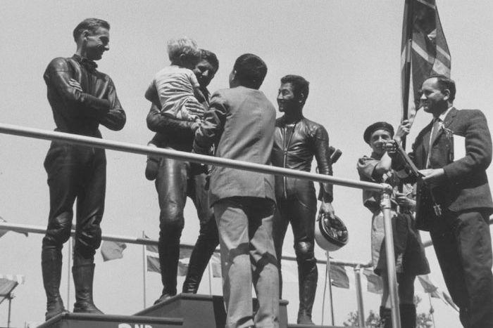 1967年マン島TT