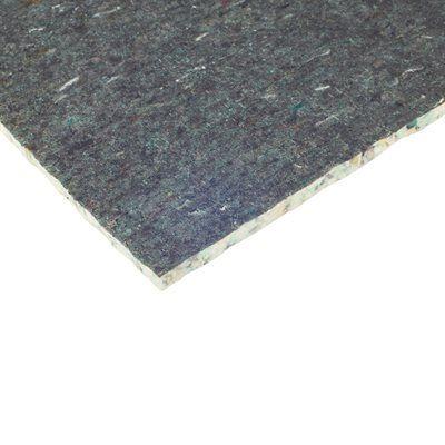 Carpenter Co. 6-ft x 8-ft 10mm Carpet Padding