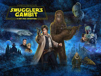 smugglers gambit Radio drama