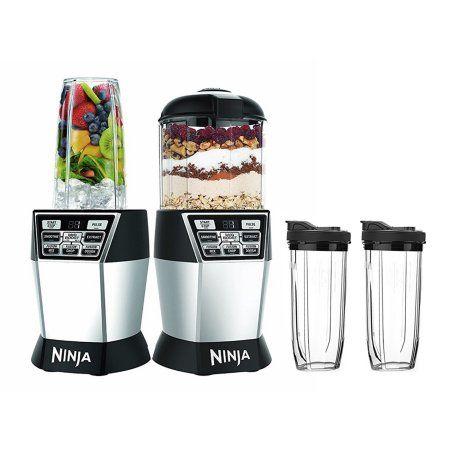Nutri Ninja Table Top Blender, Black