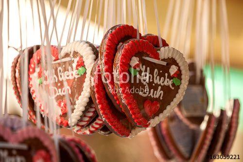 """Laden Sie das lizenzfreie Foto """"""""Ich liebe dich"""" - Herzen"""" von Photocreatief zum günstigen Preis auf Fotolia.com herunter. Stöbern Sie in unserer Bilddatenbank und finden Sie schnell das perfekte Stockfoto für Ihr Marketing-Projekt!"""