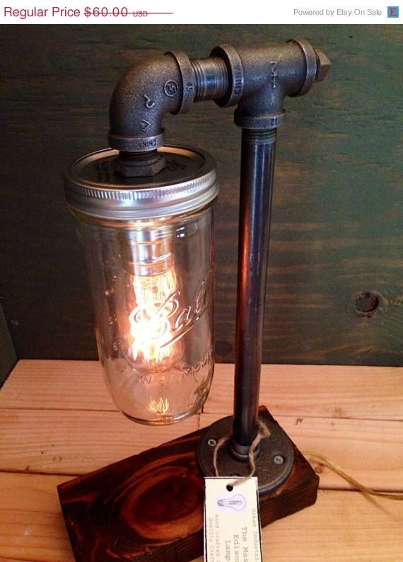 Hey, I found this really awesome Etsy listing at https://www.etsy.com/listing/188741222/on-sale-d-finished-wood-steam-punk-light