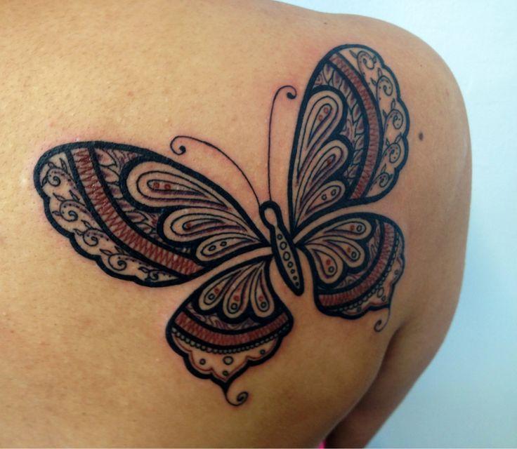 Butterfly Henna Tattoo: 43 Best Savage Tattoo Ideas Images On Pinterest