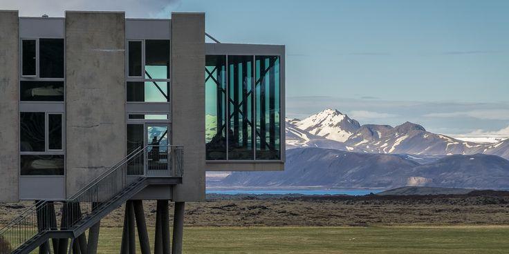 ION Hotel. Iceland Resort.