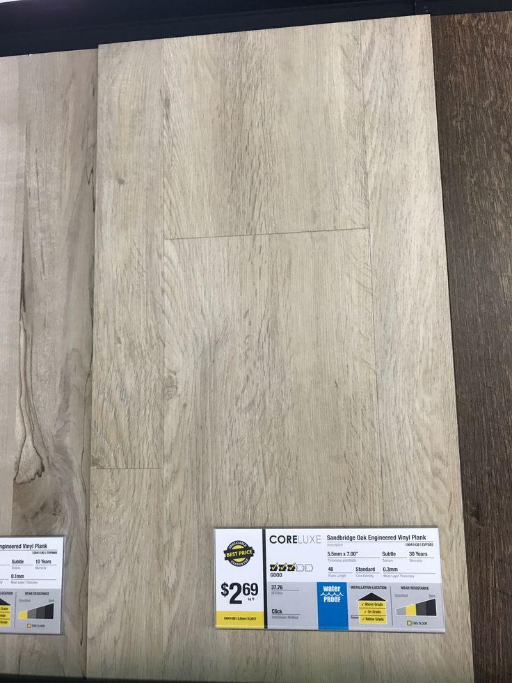 sandbridge oak Lumber Liquidators