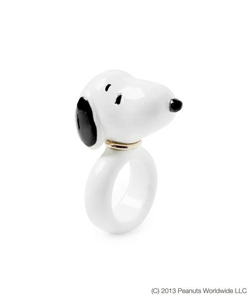 Snoopy Ring #Snoopy #Ring #Jewelry