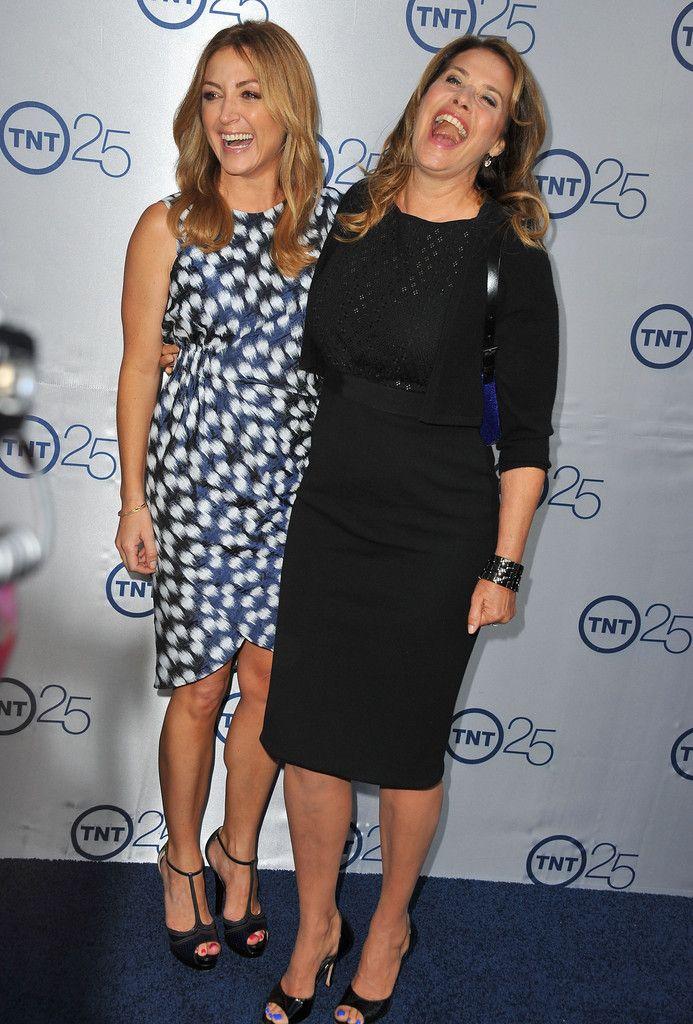 Sasha Alexander & Lorraine Bracco