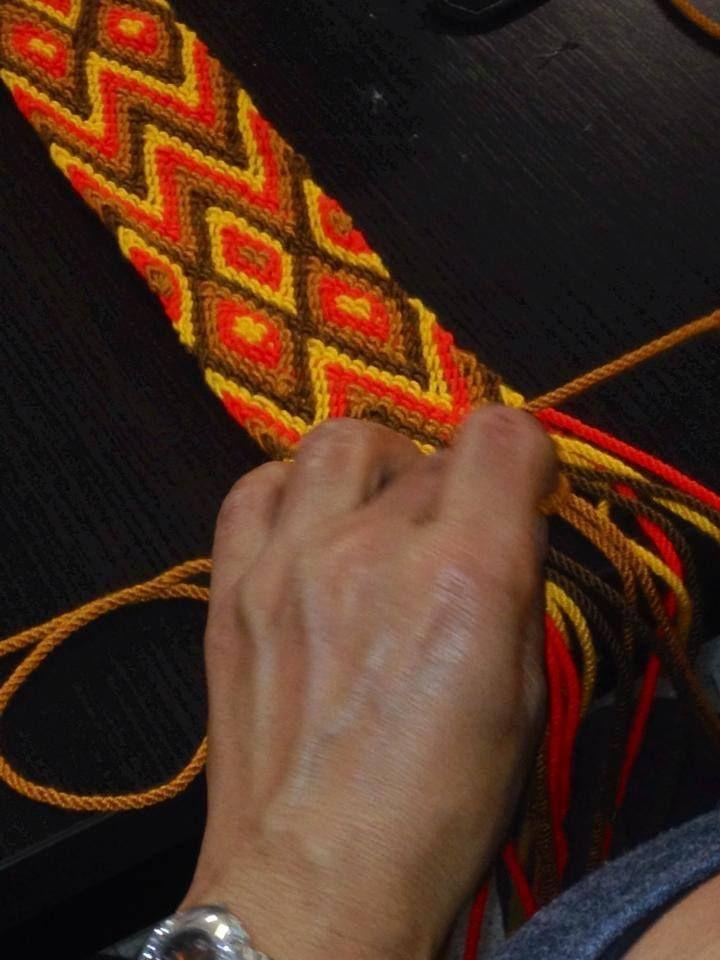 fajón #asonia #ply-split braiding
